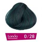 0/28 Londacolor - Матиращо синьо - 60 ml