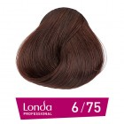 6/75 Londacolor - Тъмно русо кафяво червено - 60 ml