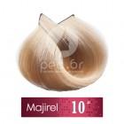 10 L'Oréal Majirel - Платинено русо - 50 ml