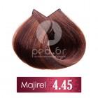 4.45 L'Oréal Majirouge - Средно кафяво меден махагон - 50 ml