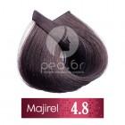 4.80 L'Oréal Majirouge - Средно кафяво мока - 50 ml