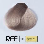 12.1 REF Colour - Специално най-светло пепелно русо  - 100 ml