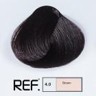 4.0 REF Colour - Кафяво - 100 ml