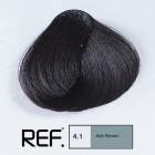 4.1 REF Colour - Пепелно кафяво - 100 ml