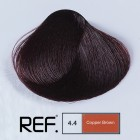 4.4 REF Colour - Медно кафяво - 100 ml