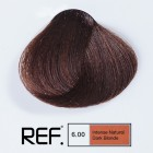 6.00 REF Colour - Интензивно натурално тъмно русо - 100 ml