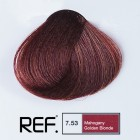 7.53 REF Colour - Махагон златно русо - 100 ml