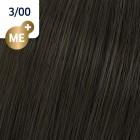 3/00 Wella Koleston Perfect - Тъмно натурално кафяво - 60 ml
