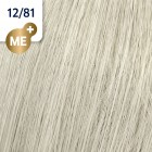 12/81 Wella Koleston Perfect - Специално русо перлено пепелно - 60 ml