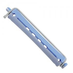 Ролки за студено къдрене синьо-сиви 13 мм 12 бр.