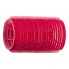 Самозалепващи ролки червени ф 36 мм 12 бр.