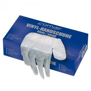 Винилови ръкавици средни 100 бр.
