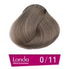 0/11 Londacolor - Интензивно пепелно микс - 60 ml
