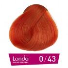0/43 Londacolor - Меден златен микс - 60 ml