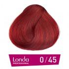0/45 Londacolor - Меден червен микс - 60 ml