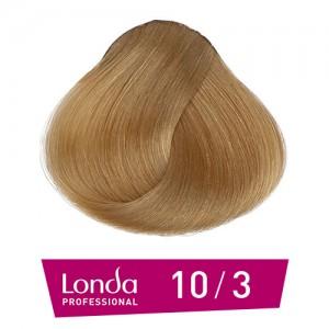 10/3 Londacolor - Светло русо златно - 60 ml