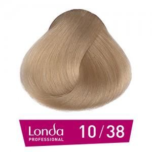 10/38 Londacolor - Светло русо златно перлено - 60 ml