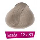 12/81 Londacolor - Специално русо перлено пепелно - 60 ml