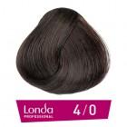 4/0 Londacolor - Средно кестеняво - 60 ml