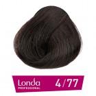 4/77 Londacolor - Средно кестеняво интензивно кафяво - 60 ml