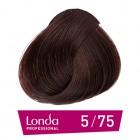 5/75 Londacolor - Светло кестеняво кафяво червено - 60 ml