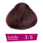3/5 Londacolor - Тъмно кестеняво червено - 60 ml