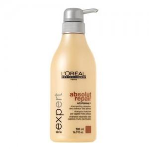 Absolut Repair - Шампоан за силно изтощена коса - 500ml