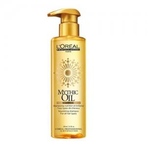 Mythic Oil - подхранващ шампоан за всеки тип коса - 250ml