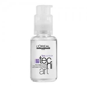 Techni Art Liss Control - серум за гъста, чуплива, хвърчаща коса - 50ml