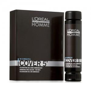 L'oreal Homme Cover 5' №2 - Черно-кафявo - 50 ml
