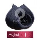 1 L'Oréal Majirel - Черно - 50 ml