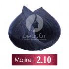 2.10 L'Oréal Majirel - Синьо-черно - 50 ml