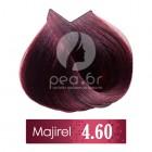 4.60 L'Oréal Majirouge - Средно кафяво интензивно червено - 50 ml