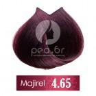4.65 L'Oréal Majirouge - Средно кафяво интензивен червен махагон - 50 ml