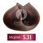 5.31 L'Oréal Majirel - Светлокафяво златисто пепелно - 50 ml