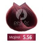 5.56 L'Oréal Majirouge - Светлокафяво интензивно махагоново червено - 50 ml