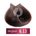 6.13 L'Oréal Majirel - Тъмно русо пепелно златисто - 50 ml