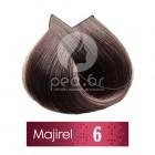 6 L'Oréal Majirel - Тъмно русо - 50 ml
