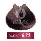 6.23 L'Oréal Majirel - Тъмно русо перлено златисто - 50 ml