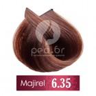 6.35 L'Oréal Majirel - Тъмно русо златист махагон - 50 ml