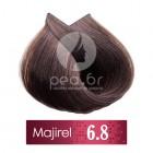 6.8 L'Oréal Majirel - Тъмно русо мока - 50 ml