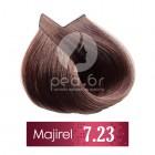 7.23 L'Oréal Majirel - Средно русо виолетово златисто - 50 ml
