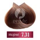 7.31 L'Oréal Majirel - Средно русо златисто пепелно - 50 ml