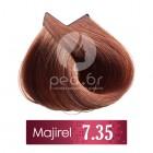 7.35 L'Oréal Majirel - Средно русо златист махагон - 50 ml