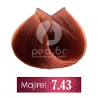 7.43 L'Oréal Majirel - Средно русо медно златисто - 50 ml