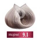 9.1 L'Oréal Majirel - Много светло русо пепелно - 50 ml