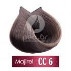 6 CC L'Oréal Majirel - Тъмно русо - 50 ml