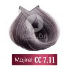7.11 CC L'Oréal Majirel - Средно русо наситено пепелно - 50 ml