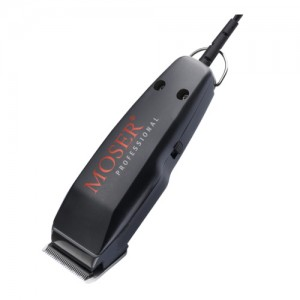 Moser 1400 Mini (черна) - машинка / тример за прецизно подстригване
