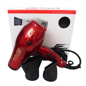 Parlux 385 PowerLight Red IONIC & CERAMIC 2150 W -  сешоар за коса